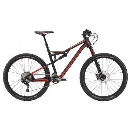 Bicicleta Cannondale Habit Carbon 3
