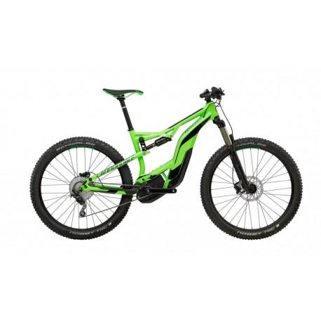 Bicicleta Cannondale Moterra Eléctrica